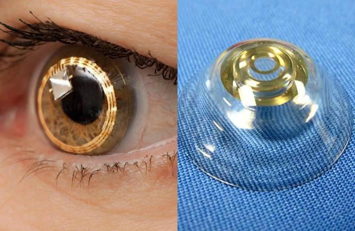 Dünyanın ilk teleskopik kontak lensi geliştirildi