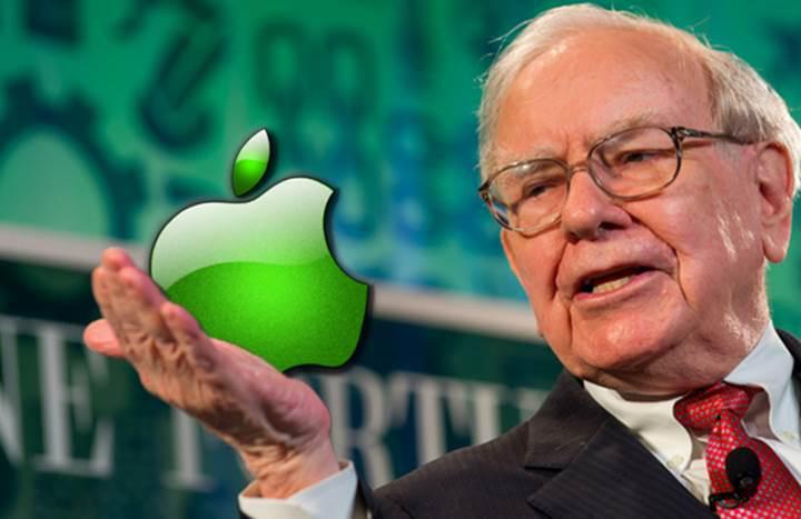 Milyarder Warren Buffett, elindeki IBM hisselerini satıp Apple'a daha fazla yatırım yaptığını açıkladı