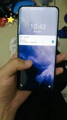 OnePlus 7 Pro yeni fotoğraflar