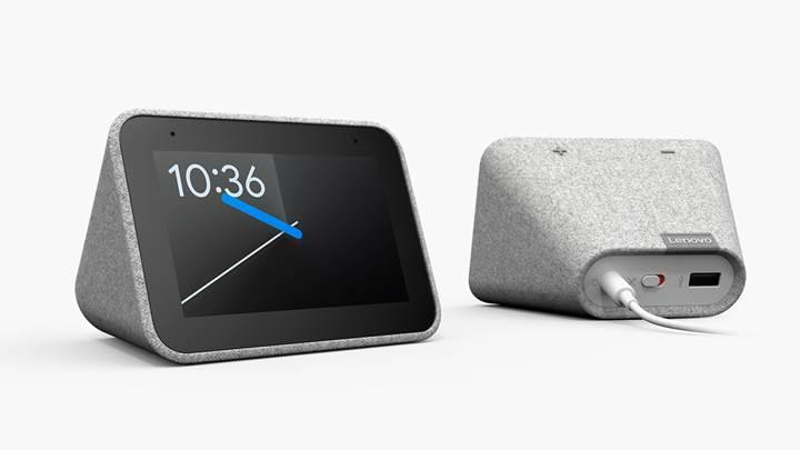 Lenovo'nun yatak odası için tasarladığı akıllı saat yakında piyasaya sürülecek