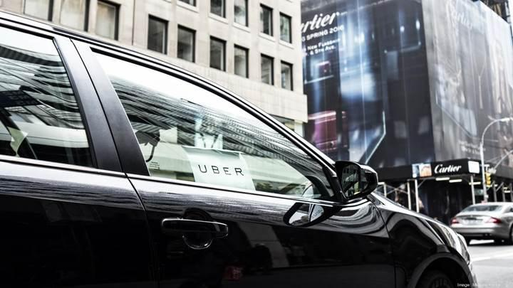 Uber lüks servislerine 'sessiz mod' seçeneği ekledi