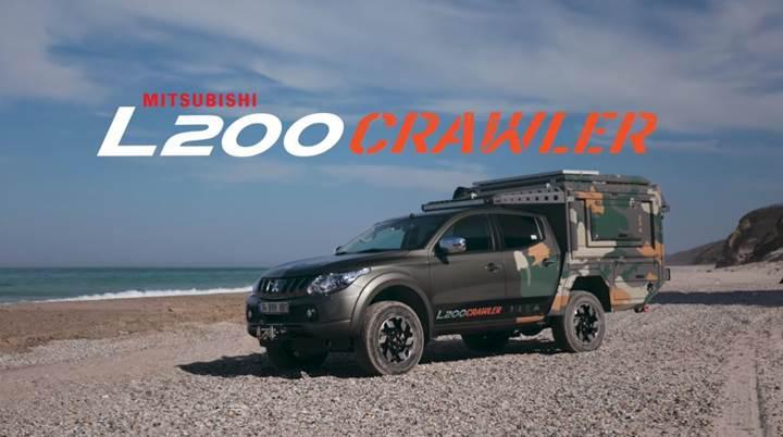 Macera tutkunları için tasarlanan Mitsubishi L200 Crawler Türkiye'de: İşte fiyatı ve özellikleri