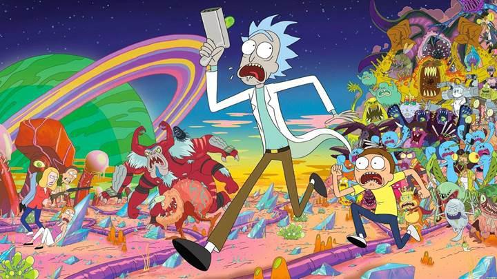 Rick and Morty'nin 4. sezon yayın tarihi belli oldu
