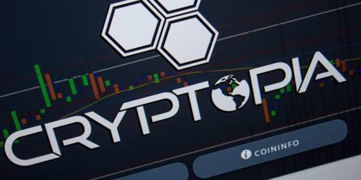 Cryptopia dönemi sona erdi, borsa kapanıyor