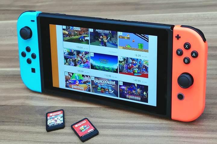 Nintendo Switch'in Japonya'daki satış rakamları, PS4'ü geride bıraktı