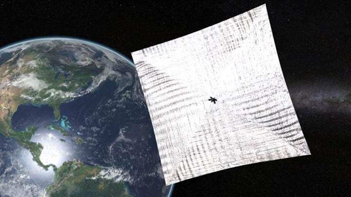 Güneş yelkenli uzay aracı Haziran'da fırlatılacak