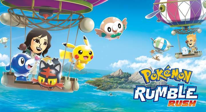 Yeni Pokémon mobil oyunu ortaya çıktı