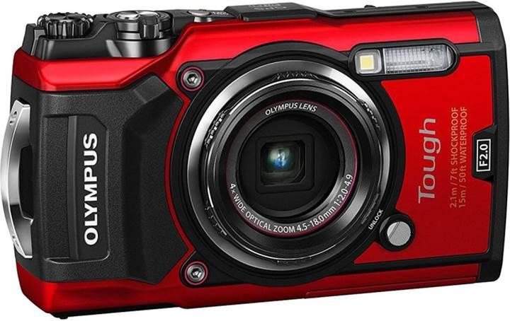 Zorlu koşullar için geliştirilen fotoğraf makinesi Olympus TG-6'nın özelliklerı sızdı