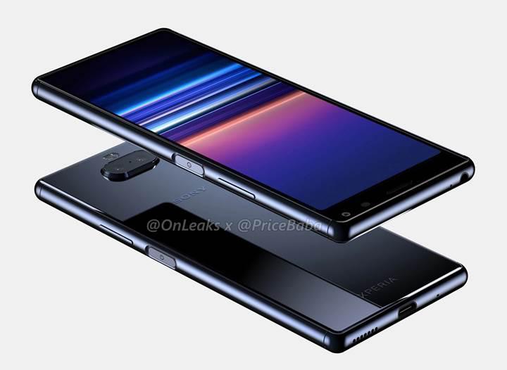 Çift arka kameralı Sony Xperia 20'nin görselleri ortaya çıktı