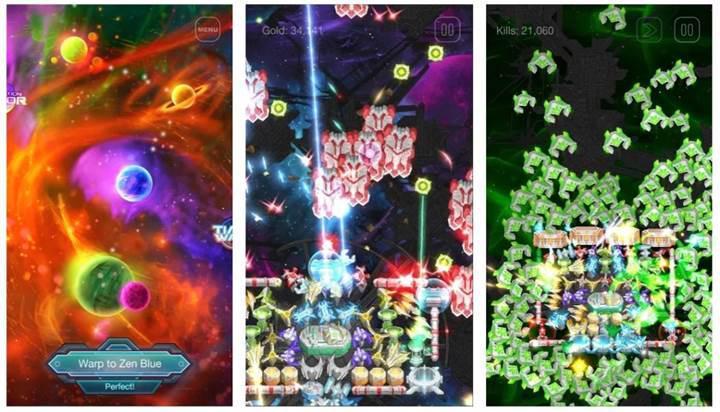 Enigmata: Stellar War kule savuma ve RPG türlerini bir araya getiriyor