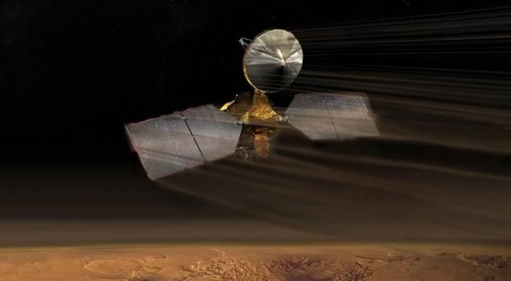 Mars Yörünge Kâşifi, önemli bir kilometre taşını daha geride bıraktı