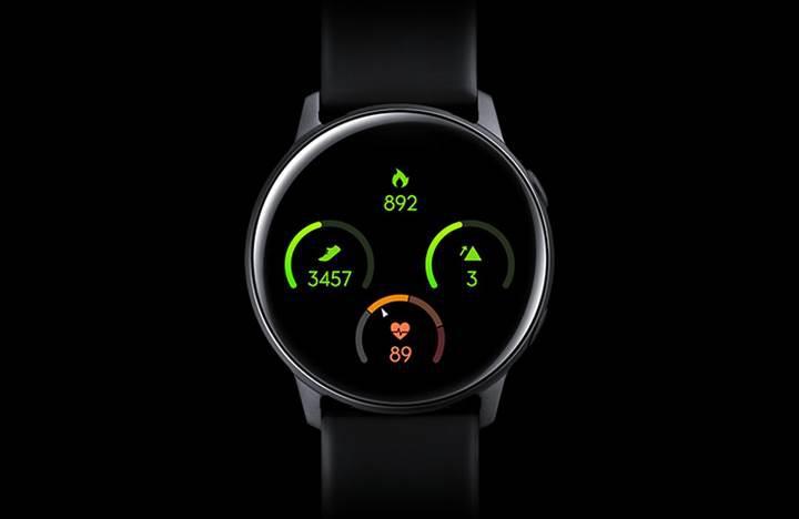 Samsung eski akıllı saatlerine, Galaxy Watch Active'in özelliklerini getirdi