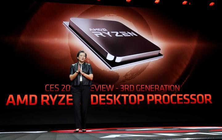 AMD işlemciler son açıklardan etkilenmedi