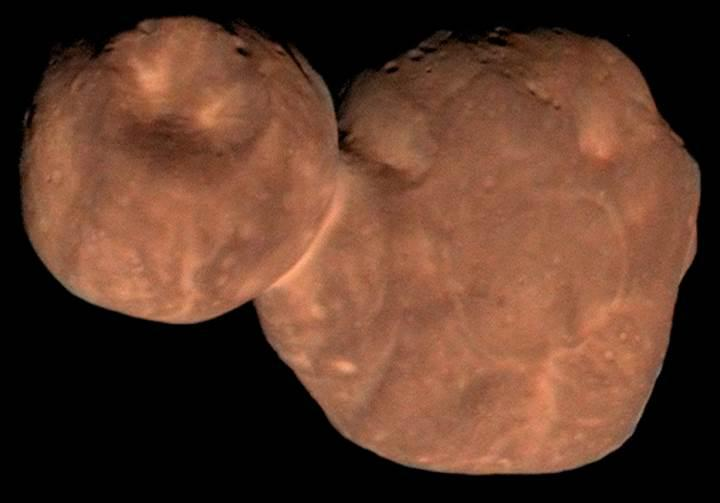 NASA, Ultima Thule hakkında yeni bilgiler paylaştı