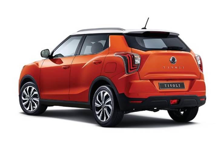 2019 SsangYong Tivoli, yeni turbo benzinli motoruyla tanıtıldı