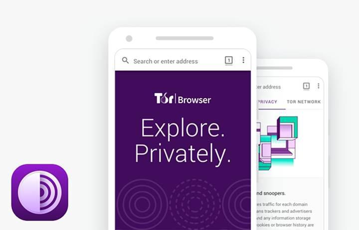 Gizlilik odaklı Tor Browser final sürümüyle Android'e geldi