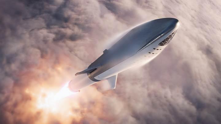 SpaceX Starhopper yakında ilk uçuşlarını yapacak