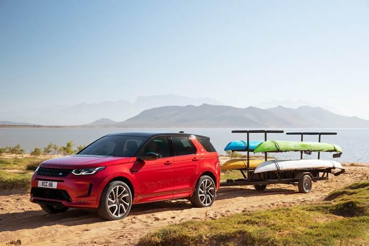 2019 Land Rover Discovery Sport tanıtıldı: İşte fiyatı ve özellikleri