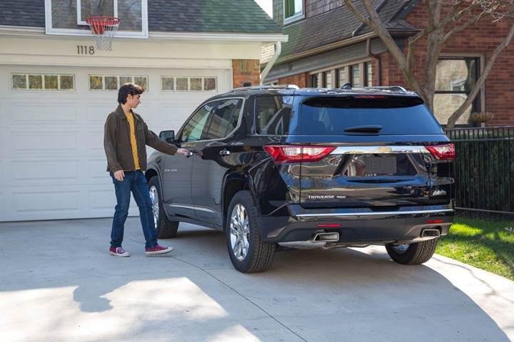 Chevrolet'in yeni güvenlik önlemi, emniyet kemeri takmayı zorunlu hale getiriyor