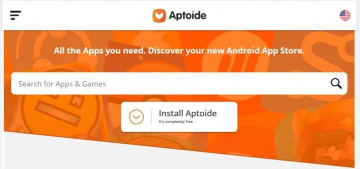 Huawei, Google Play Store alternatifi açık kaynaklı Aptoide ile anlaşma yolunda