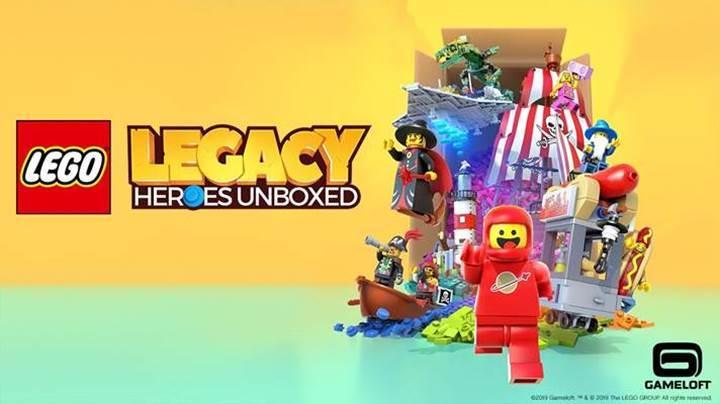Savaş RPG türündeki LEGO Legacy: Mini Kahramanlar duyuruldu