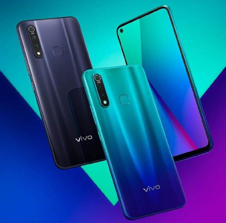 Delikli ekrana sahip Vivo Z5x resmen tanıtıldı