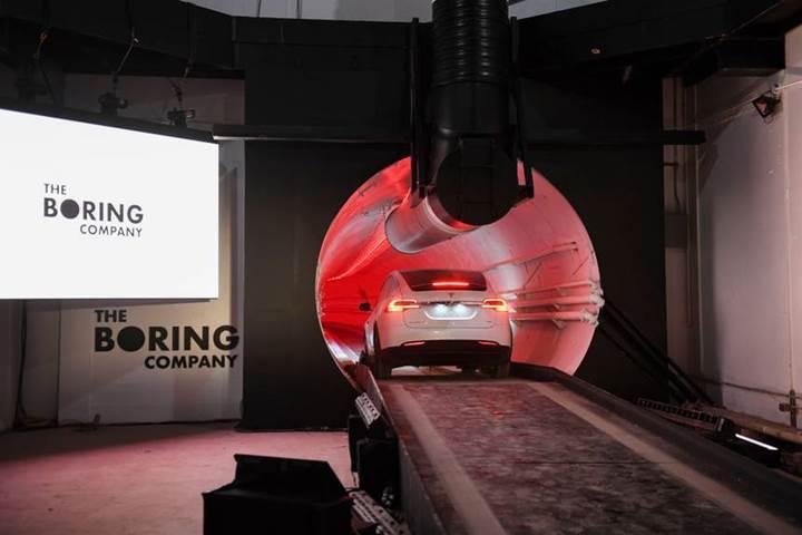 The Boring Company, inşa edeceği Las Vegas tüneli detaylarını paylaştı