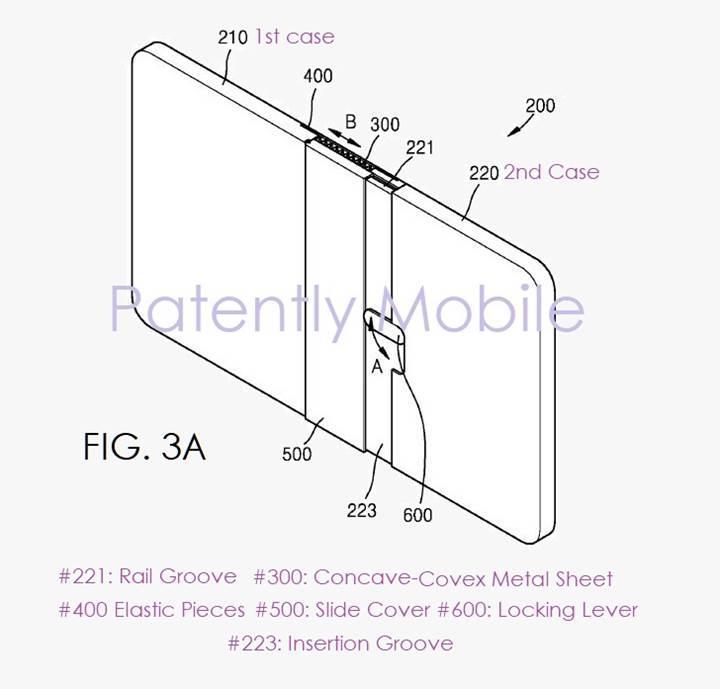 Samsung iki yeni katlanabilir telefon üzerinde çalışıyor