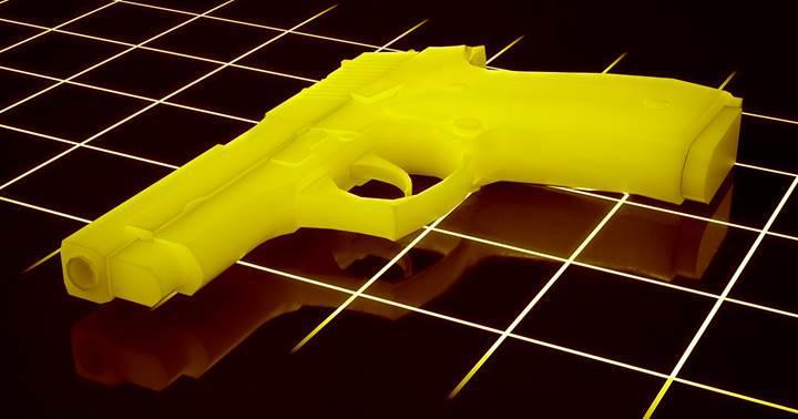 Ateşli silah üretmek için 3D yazıcı kullananların sayısı hızla artıyor