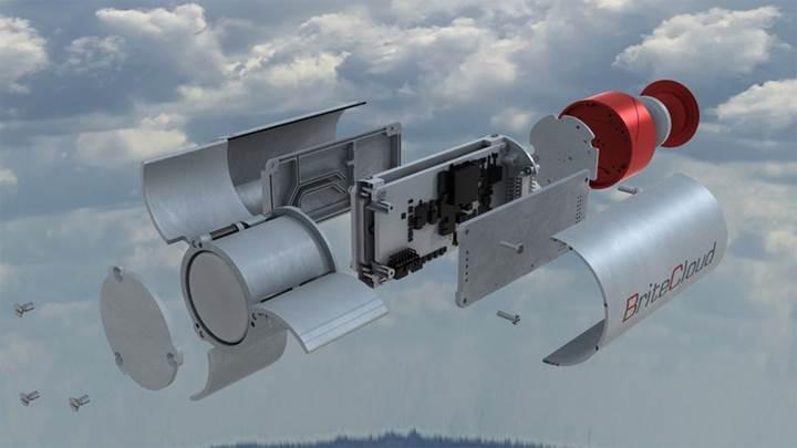 İngiliz Hava Kuvvetleri BriteCloud füze aldatma sistemini Typhoon jetleriyle test etti