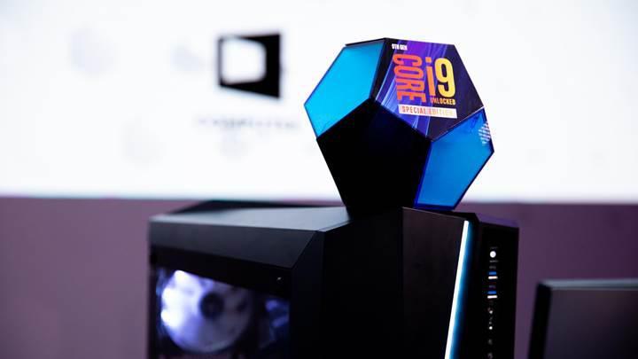 Intel Core i9-9900KS tüm çekirdekleri 5GHz seviyesinde çalıştırıyor