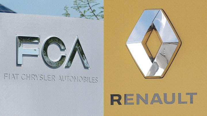 Otomotiv sektöründe dev ortaklık! Fiat Chrysler, Renault'a teklif götürdü