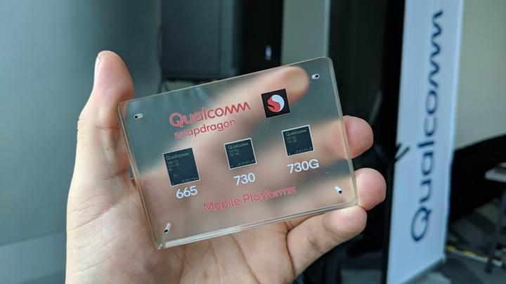 Qualcomm Snapdragon 665 işlemcili ilk telefon 30 Mayıs'ta geliyor