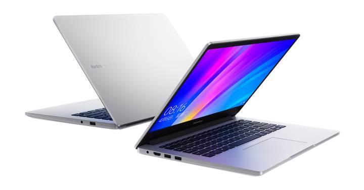 Redmi'nin ilk notebook modeli RedmiBook 14 tanıtıldı