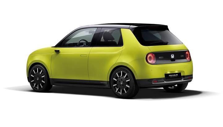 Elektrikli Honda E'de yan ayna kameraları standart olacak