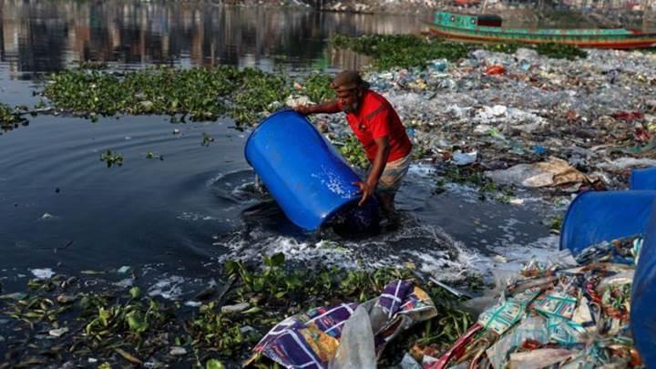 Dünyadaki nehirler, antibiyotik kirliliği sebebiyle alarm sinyalleri veriyor