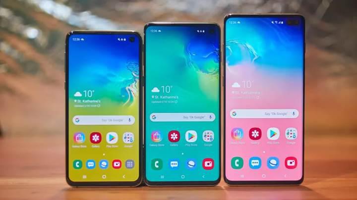 Samsung, sorunlu Galaxy S10 güncellemesini geri çekti