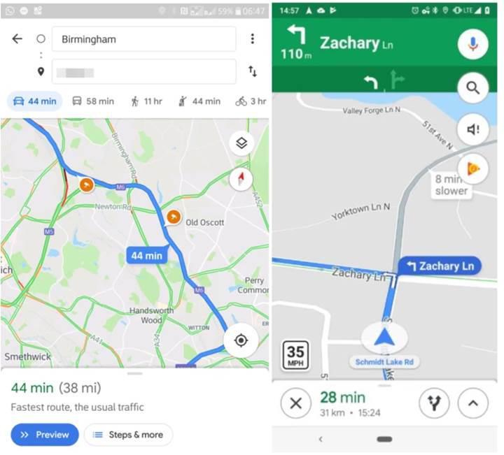 Google Haritalar radar özelliği 40 ülkeye geliyor