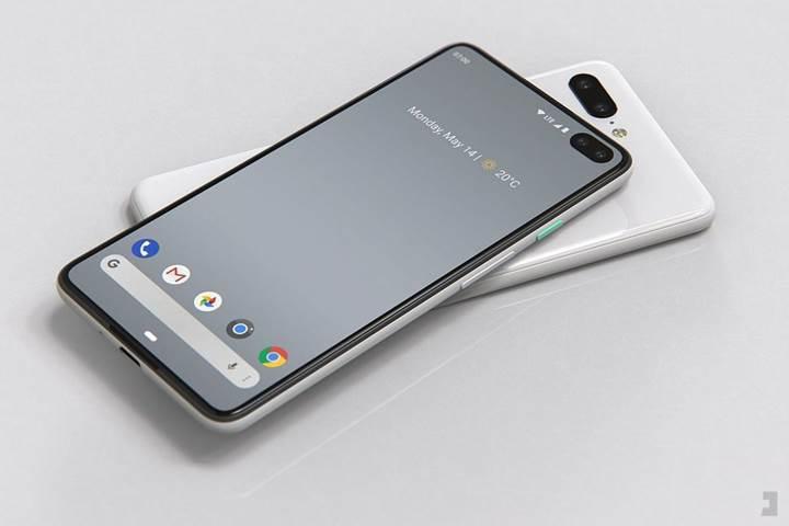 Google Pixel 4 çift selfie kamerası ile gelebilir