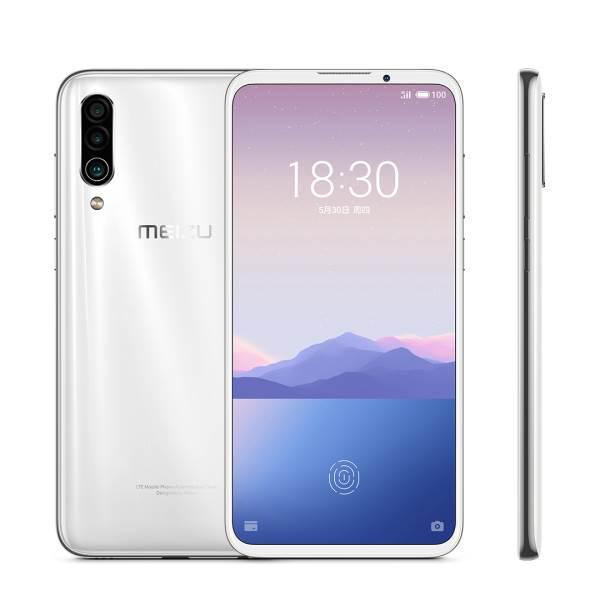Meizu'nun üç arka kameralı ilk telefonu Meizu 16Xs tanıtıldı