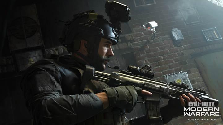 Captain Price geri dönüyor! Call of Duty: Modern Warfare duyuruldu