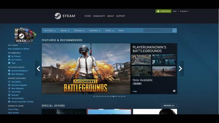 Microsoft, Steam üzerindeki oyun seçeneklerini çoğaltacak