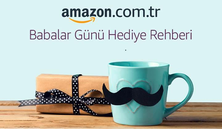 Babalar Günü için hediye fikirleri Amazon.com.tr'de