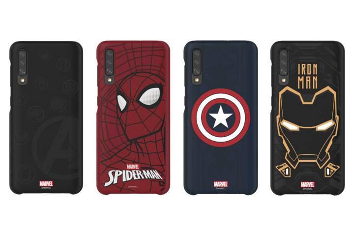 Samsung'dan Marvel temalı telefon kılıfları
