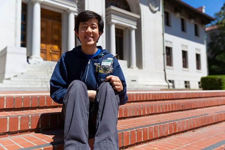 Kaliforniya Üniversitesi, usta bir şekilde zıplayan robot geliştirdi