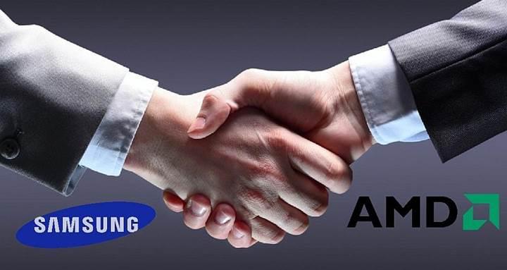 Samsung'un grafik birimi AMD tabanlı olacak