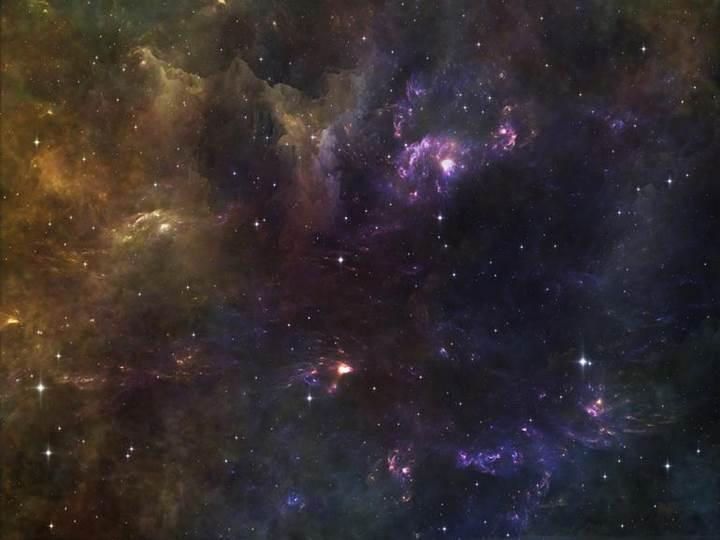 Karanlık enerji gök adalar arasındaki kozmik boşlukta saklı olabilir