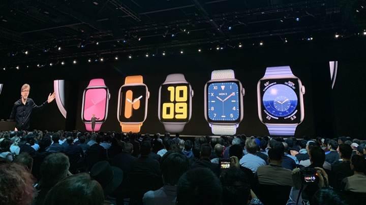 Apple, watchOS 6'yı tanıttı: App Store sonunda Apple Watch'a geliyor