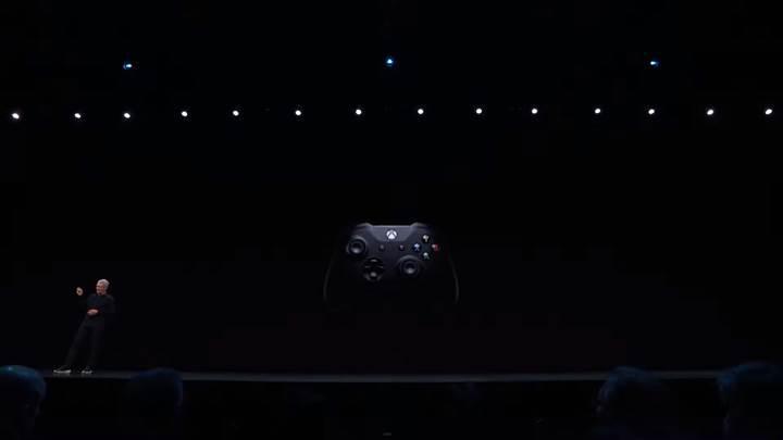 iOS 13 de Xbox ve PlayStation oyun kollarını destekleyecek