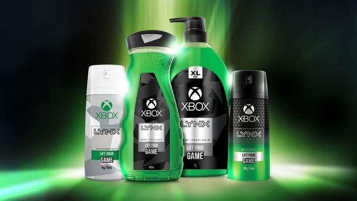 Xbox temalı kozmetik ürünleri geliyor